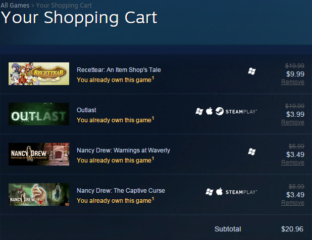 steam haul