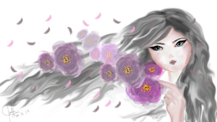 spring goddess1